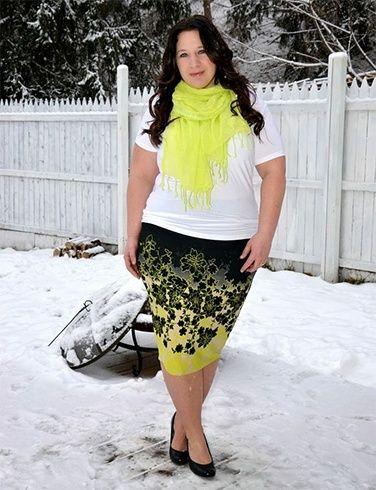 Plus Size Boho Kleider