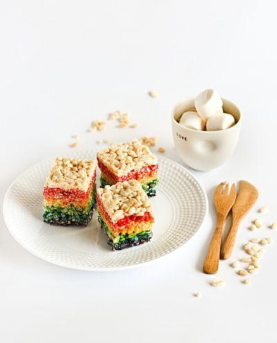 15 Einfache regenbogen rezepte, die sie zu hause machen kann