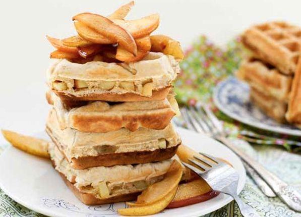 20 Waffeleisen rezepte - kochen mit ihrem waffeleisen!