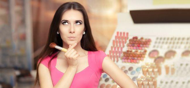 5 Make-up-produkte, die ihr gesicht zu verwandeln