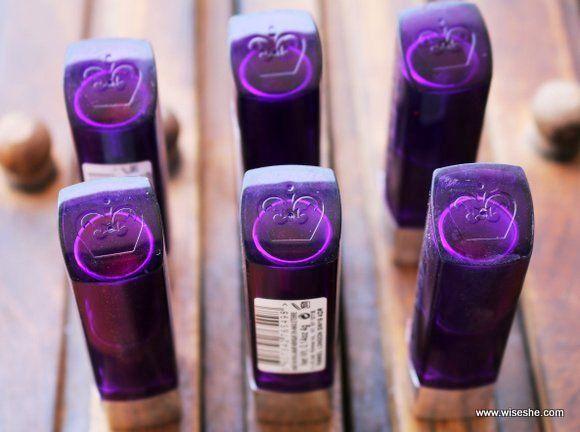 Rimmel London Moisture Renew Lippenstifte Verpackung