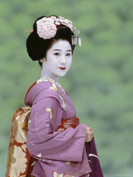 Einfache tipps, um mühelos die geisha look