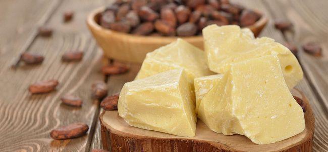 Kakaobutter - der zaubertrank für die haut in diesem winter
