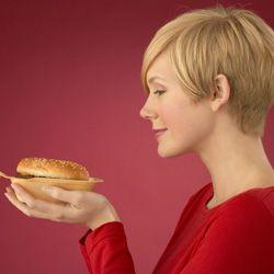 Fat fallen zu vermeiden, wenn im restaurant zu essen
