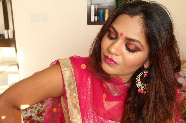 Karwachauth make-up und styling-tipps & karvachauth make-up video-tutorial