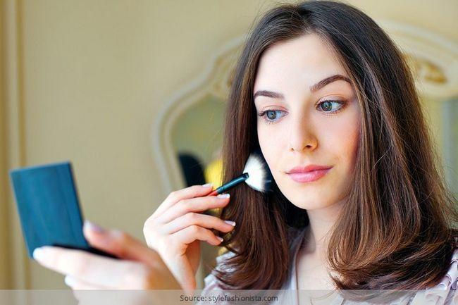 Fehler zu-sein-bräute oft machen: make-up-fehler zu vermeiden!