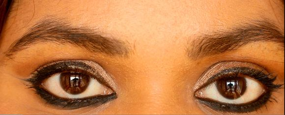 neue lakme eyeconic 22 Stunden EOTD