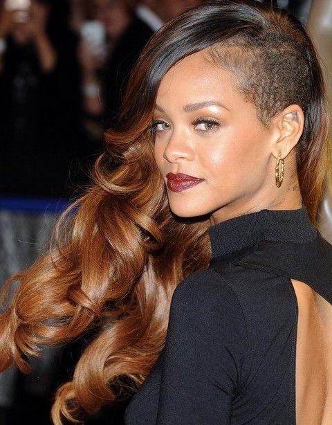 Rihanna frisuren galerie - 28 rihanna hair bilder