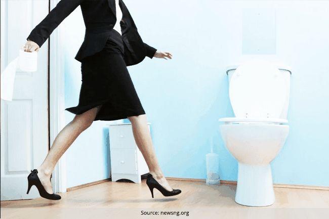 Die wahrheit hinter der farbe des urins