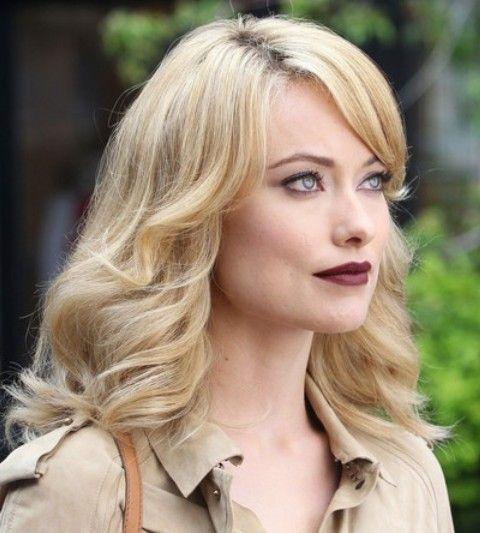 Olivia Wilde Frisuren: Herrliche lange Curls