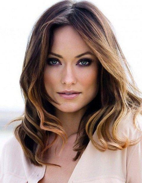 Olivia Wilde Frisuren: Stilvolle Medium Curls