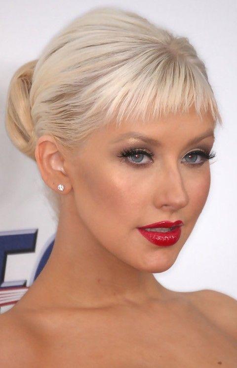 Christina Aguilera: Cheery Klassische Brötchen
