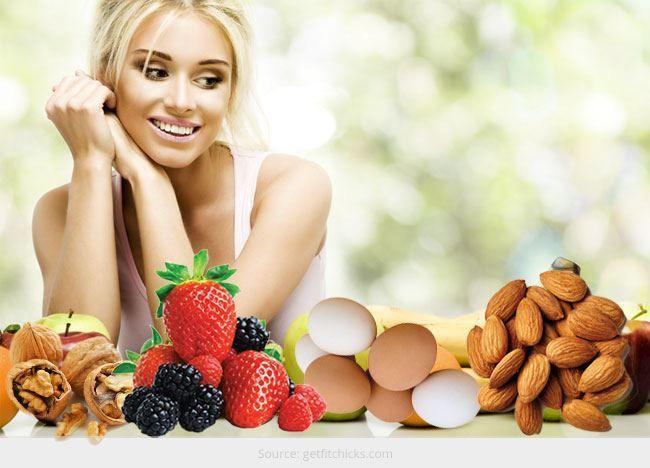 Top 7 gesündesten lebensmittel für frauen