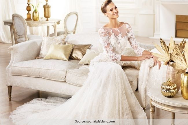 Internationale Braut Designer Labels