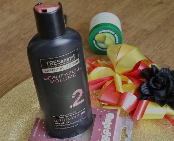 Tresemme schönheit-volles volumen reversionssystem shampoo bewertung