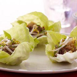 Türkei salat wraps