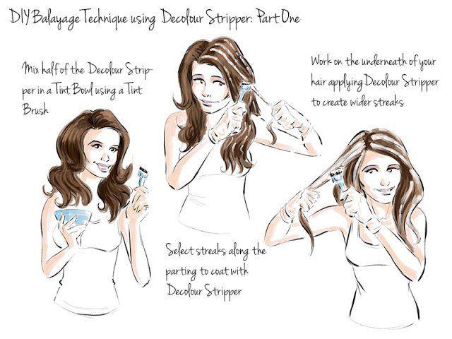 Nützliche tipps für ihr haar zu hause färbung