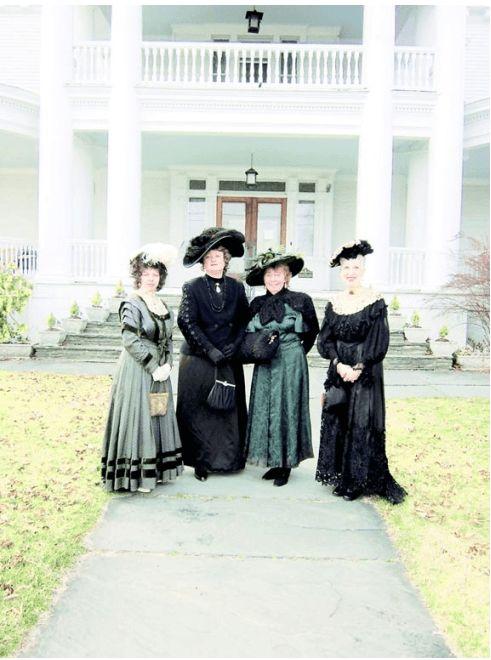 Viktorianischen ära mode: historische kleidung