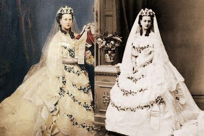 Viktorianischen vintage-kleider wir lieben - bringt wieder die renaissance