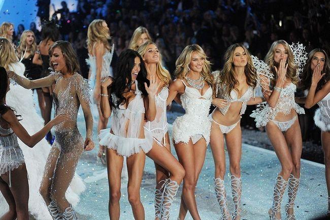 Victoria secret fashion show 2013: die engel intervention