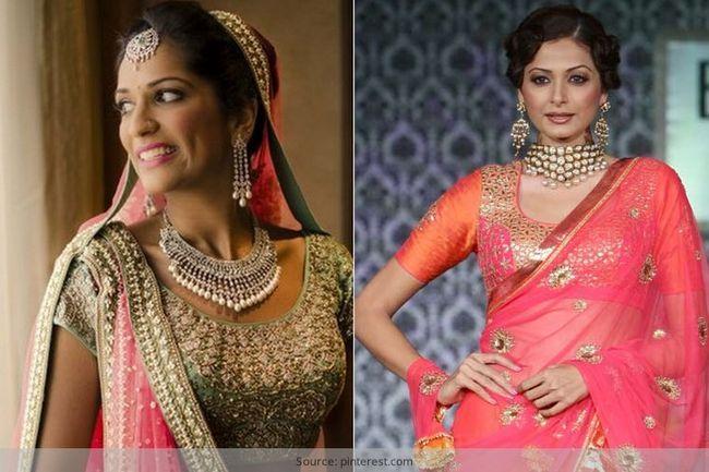 Wege zu wählen, welche farbe für indische dämmrigen haut zu tragen