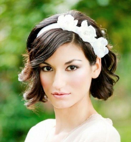 Hochzeit frisuren für kurze haare, die sie lieben muss