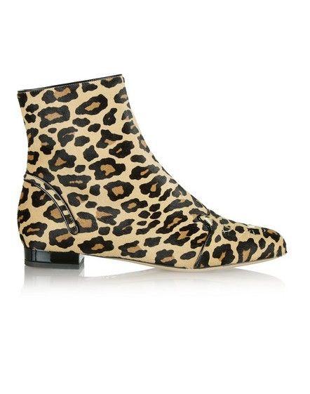Wunderbare ankle-boots, die für einen modischen look erforderlichen sind